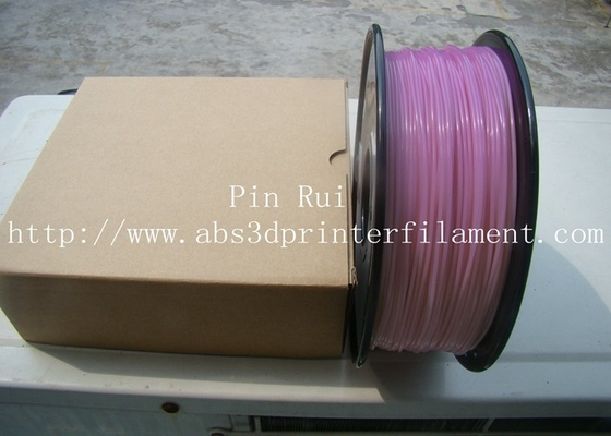 ประเทศจีน High Quality 3D Printer Filament PLA 1.75mm 3mm For White To Purple  Light change  filament ผู้ผลิต