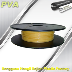 ประเทศจีน 1.75 / 3.0 mm PVA Dissolvable 3D Filament Materials For 3D Printer Water Soluble Filament ผู้ผลิต