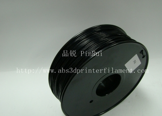 ประเทศจีน Black PC PETG PVA Nylon 3d Printer Filament  1.75mm 3mm 3d printing material strength ผู้ผลิต