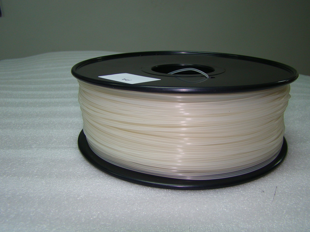 Good Resilience 3D Printing Nylon Filament 1.75mm / 3.0mm  1KG / Roll
