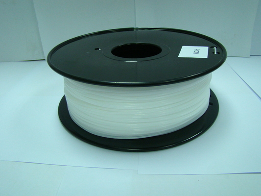 POM Filament 1.75mm /3.0mm White 3D Printing Filament Materials 1kg / Spool